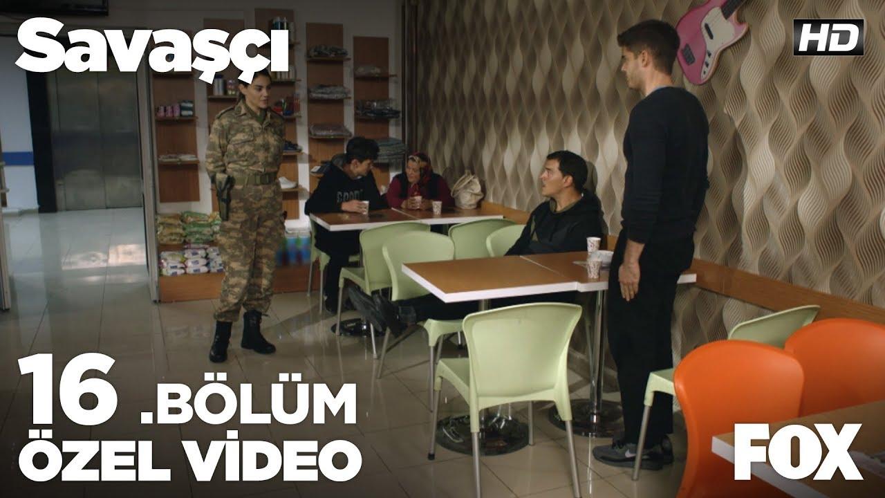 Kürşat Teğmen'in dilinden bir tek Çiğdem Teğmen anlar! Savaşçı 16. Bölüm