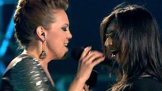 """The Voice of Poland IV - Monika Pilarczyk i Juan Carlos Cano - """"Józek, nie daruję Ci tej nocy"""""""