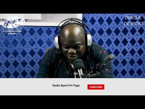 SPORTFM TV - DINGUE DE SPORT DU 19 NOVEMBRE 2018 PRESENTE PAR FRANCK NUNYAMA
