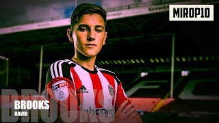 DAVID BROOKS ✭ BOURNEMOUTH ✭ AMAZING TALENT ✭ Skills & Goals ✭