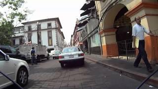 Cuernavaca en bici Santa Maria Ahuacatitlan al Zocalo de Cuernavaca