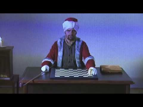 Gavin Turk: The Mechanical Turk 1