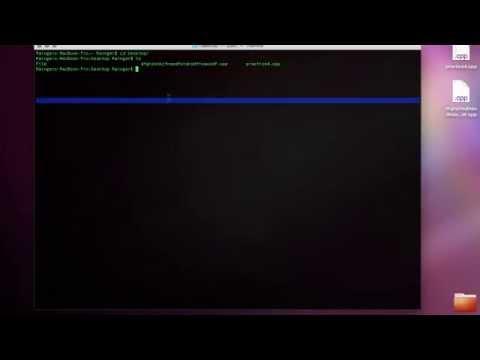 Mac C++ Tutorial: Compiling in Terminal