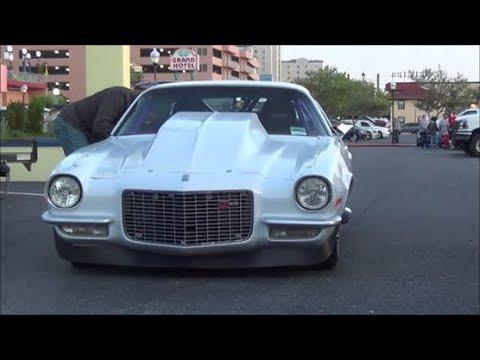 Pro Street Cars >> 1970 Camaro Z28 Pro Street Race Spotted at OC Cruisin Ocean City MD DGTV Cars - YouTube