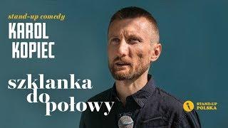 Karol Kopiec - Szklanka do połowy -  zwiastun trasy