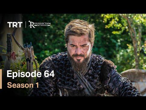 Resurrection Ertugrul Season 1 Episode 64