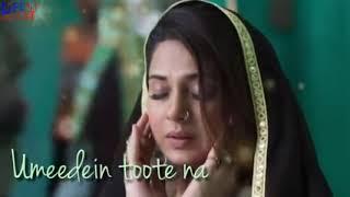 Meri duaao me itna asar ho WhatsApp status   sad song status   Apne to apne hote hai song status