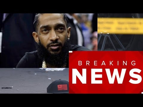 SHOCKING New Information RELEASED About Nipsey Hussle!!
