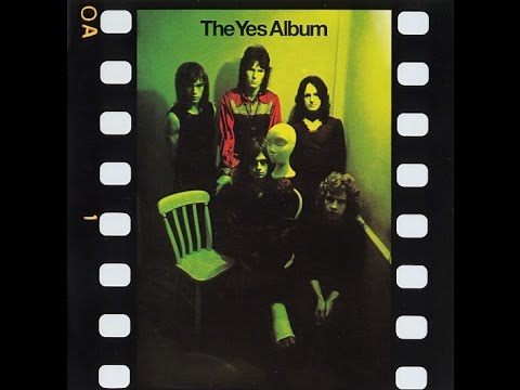 "YES: ""THE YES ALBUM"" - REMASTERED 2-19-1971. (HD HQ) 1080p)."