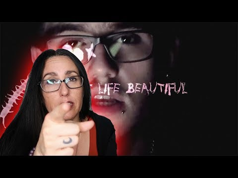 Mom REACTS to Lil Peep - Life Is Beautiful