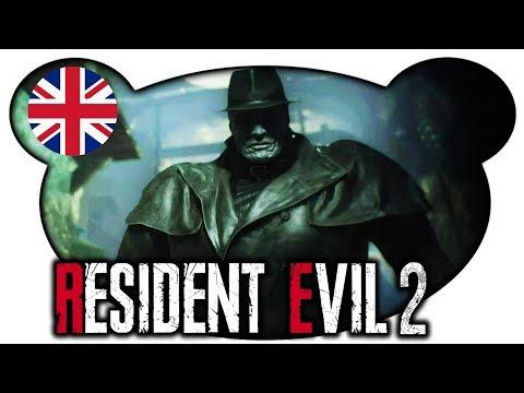 Mr. X - Resident Evil 2 Remake Leon ???????? #08 (Horror Gameplay Deutsch)