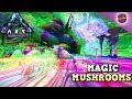 ARK HAS MAGIC MUSHROOMS !! | ARK ABERRATION DLC [EP1]