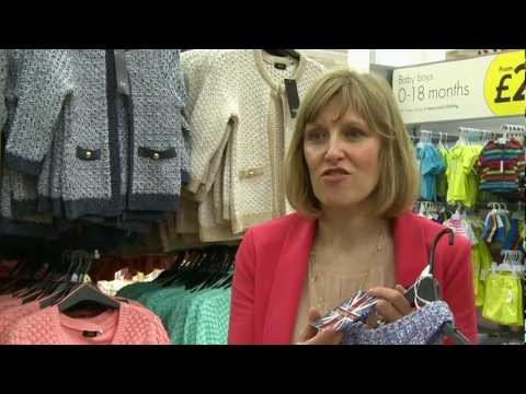Tesco Clothing - Made In Britain