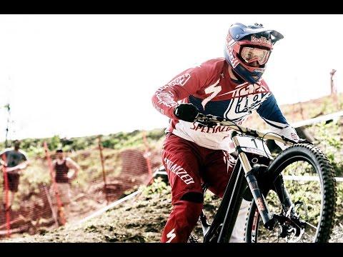 Downhill MTB - Aaron Gwin Tribute , the American legend