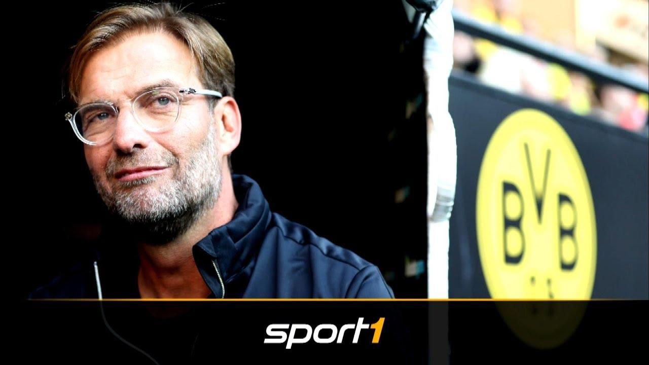 Klopp hält BVB-Rückkehr für denkbar | SPORT1 - DER TAG