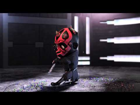 Brisk Star Wars Episode 1 In 3D IPhone Android Game Trailer