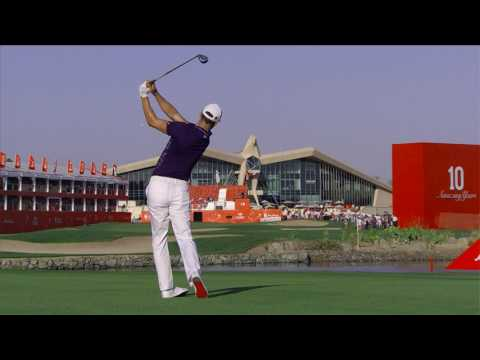 Martin Kaymer discusses changes to the Abu Dhabi Golf Course
