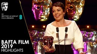 Highlights from EE BAFTA Film Awards 2019