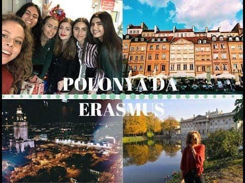 POLONYA'DA ERASMUS   EN ÇOK MERAK EDİLENLER