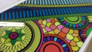 видео УФ фото-печать на акриле и оргстекле