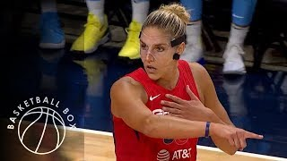 [WNBA] Chicago Sky vs Washington Mystics, Full Game Highlights, September 8, 2019
