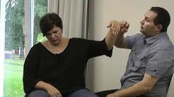 Hypnose Ausbildung (Mitschnitt einer Analgesie) in Hamburg, Deutschland