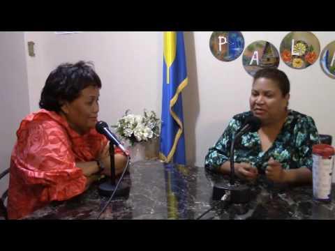 Family Hour with FSM Ambassador Mrs. Changeina Masang- (07/11/16)