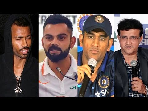 Big Cricketers ANGRY Reaction On Hardik Pandya's KoffeWithKaran- Virat Kohli,Ganguly,Sreesanth