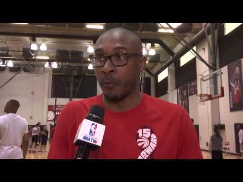 Raptors Summer League: Patrick Mutombo - July 6, 2017