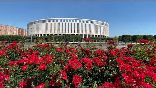 😲🌹11 июня Парк Галицкого Краснодар