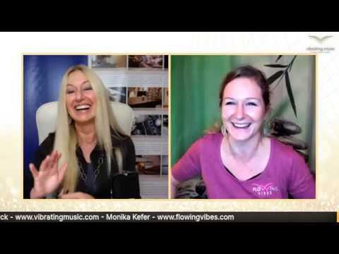 Klangeipartner vor den Vorhang - Episode 11 - Die neue Chakren Balance - Monika Kefer