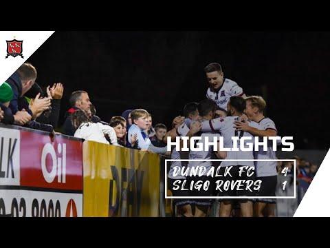 Highlights | Dundalk FC 4-1 Sligo Rovers