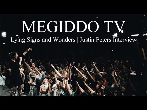 #310 Lying Signs and Wonders | Justin Peters Interview | MEGIDDO TV