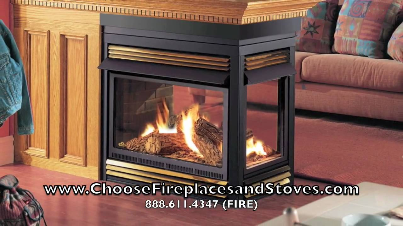 napoleon gvf40n3 fireplace vent free peninsula product review