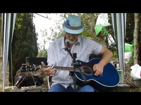 Ben Bluewater plays the Oakworth Fairy Festival