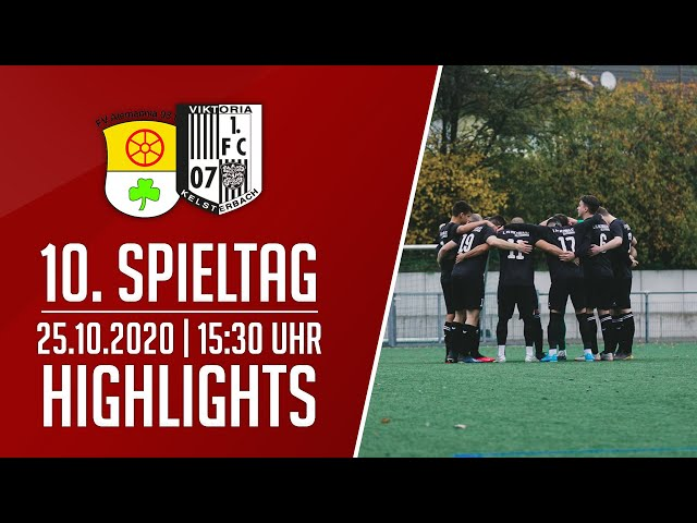 FV 08 Alemania Nied II - Viktoria Kelsterbach | Highlights | 25.10.2020