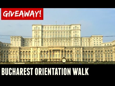 Bucharest Romania Travel Guide | Bucharest Walking Tour