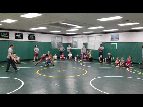 US All-Navy Wrestling Team Grizzlies Practice For State