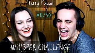 BOOK WHISPER CHALLENGE #1 z Pauliną