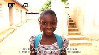 1 Schule, 4 Brunnen & unzählige Lächeln | 1 École, 4 Puits & beaucoup de Sourires