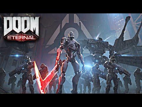 Doom Eternal - What Happened to Samuel Hayden After Doom 2016? // Doom Lore |