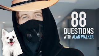 88 Questions with Alan Walker