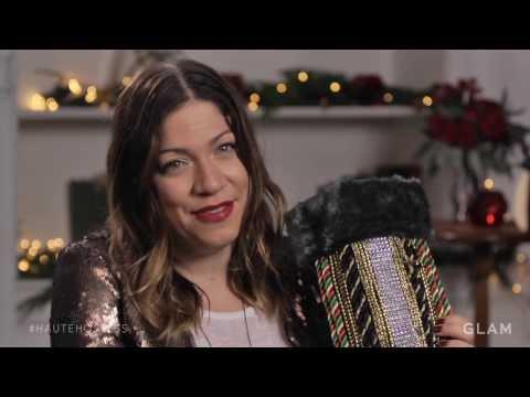Holiday Stockings, DIY Style | Haute Hostess