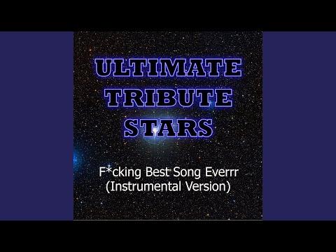 Wallpaper - F'ing Best Song Everrr (Instrumental Version)