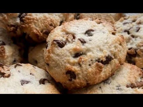 recette-cookies-noix-de-coco-et-pépites-de-chocolat