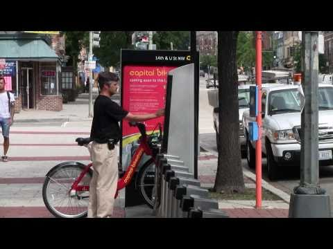 How to Use Capital Bikeshare