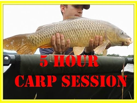 Carp & Buffalo Fishing - Quick Sandlin Session