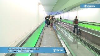 La Terminal de Ómnibus ya habilitó sus nuevos pasillos rodantes