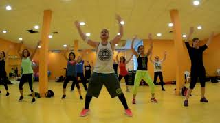 Kylie Minogue - Stop Me from Falling feat. Gente De Zona  l Fitness l Dance l Choreography l Zumba