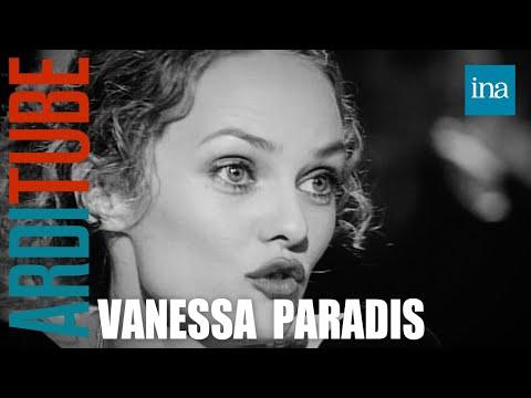 """Vanessa Paradis """"Interview expliquée à ma fille"""" - Archive INA"""